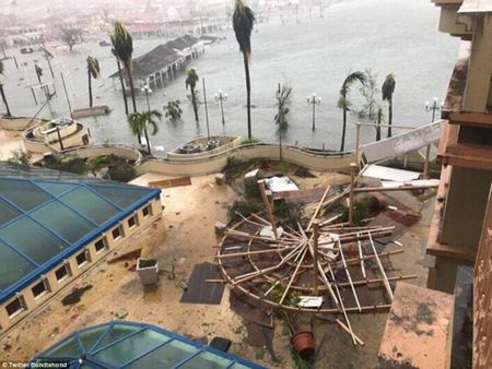 Bao Irma do bo: Puerto Rico va quan dao Virgin hoan toan bi pha huy - Anh 8