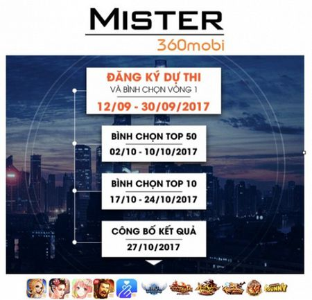 Mister 360mobi - The le va cach thuc tham gia The Face 'phien ban nam' cung dan lo dien - Anh 2