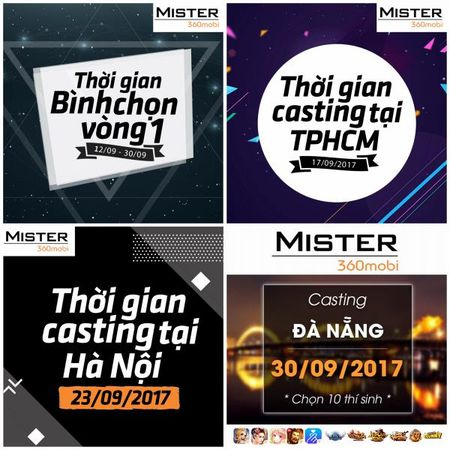 Mister 360mobi - The le va cach thuc tham gia The Face 'phien ban nam' cung dan lo dien - Anh 4