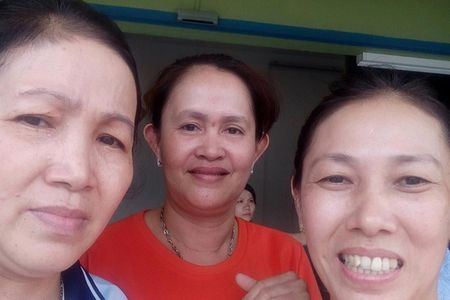 Vu 200 cong nhan co nguy co giam luong, mat viec: Yeu cau ngung doi hop dong - Anh 1