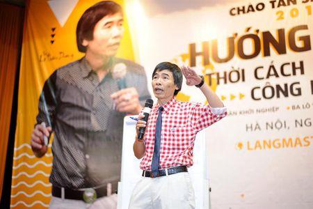 TS Le Tham Duong: Sinh vien can hieu thoi the - ai khon thi nguoi do song - Anh 1