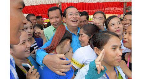 Thu tuong Hun Sen se tranh cu them 2 nhiem ky - Anh 1