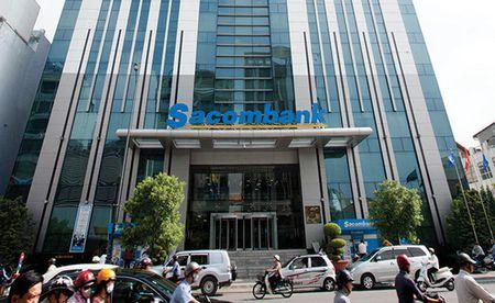Sacombank 'thay mau' loat lanh dao cap cao - Anh 1