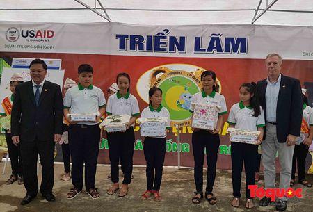 Thanh lap khu bao ton loai va sinh canh voi Quang Nam - Anh 1