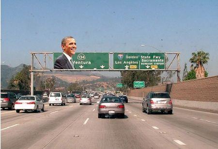 California sap co duong mang ten ong Obama - Anh 3