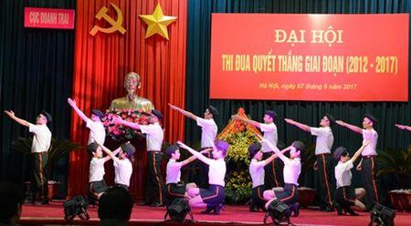 Cuc Doanh trai to chuc Dai hoi Thi dua Quyet thang - Anh 1