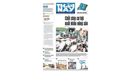Don doc Thoi Nay so 798, phat hanh thu nam, ngay 7-9 - Anh 1
