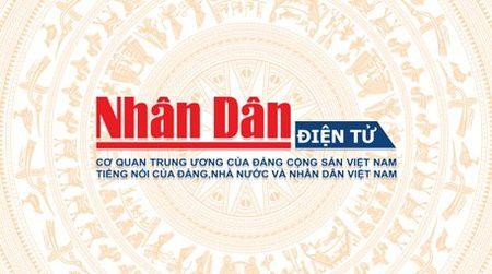 Gap go huu nghi thanh nien Viet Nam - Lao - Anh 1