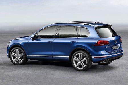 Bang gia xe Volkswagen thang 9/2017 - Anh 1