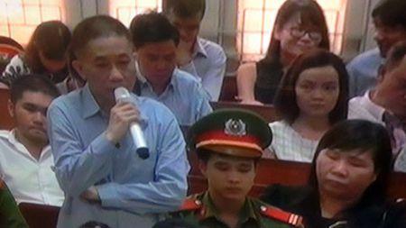 Dai an Oceanbank: Ninh Van Quynh khai nhan tien ty - Anh 1