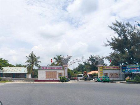 Ba Ria - Vung Tau quyet tram du an so huu dat vang khu vuc Bai Sau, 7 nha dau tu xep hang xin thay the - Anh 1