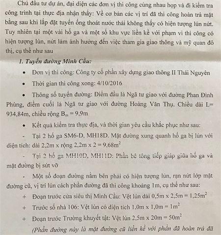 Du an thoat nuoc 950 ty dong lam hu mat duong - Anh 8