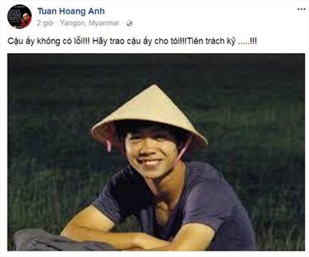 HLV Hoang Anh Tuan bat ngo muon dan dat Cong Phuong - Anh 1