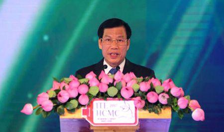 Hoi cho Du lich Quoc te TP. Ho Chi Minh da va dang khang dinh duoc vi the la mot trong nhung su kien du lich hang dau - Anh 1