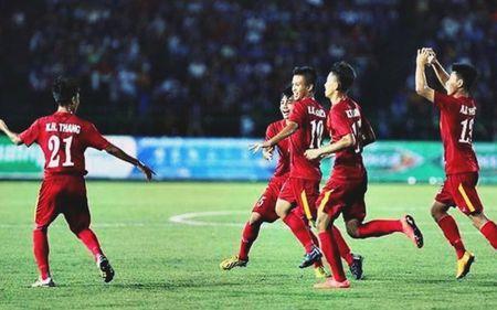 De bep U18 Brunei, U18 Viet Nam khoi dau day an tuong tai U18 DNA - Anh 1