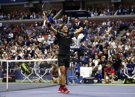 Hinh anh dang nho trong ngay Rafael Nadal dang quang US Open - Anh 10