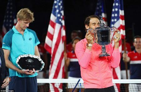 Hinh anh dang nho trong ngay Rafael Nadal dang quang US Open - Anh 11