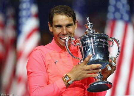 Hinh anh dang nho trong ngay Rafael Nadal dang quang US Open - Anh 1