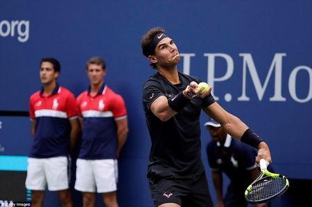 Hinh anh dang nho trong ngay Rafael Nadal dang quang US Open - Anh 8