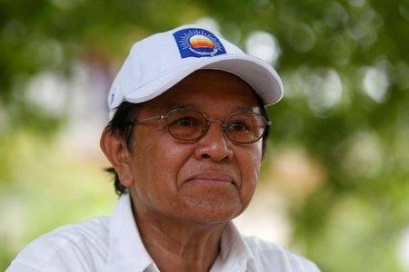 Quoc hoi Campuchia bo phieu truy to lanh dao dang doi lap CNRP - Anh 1