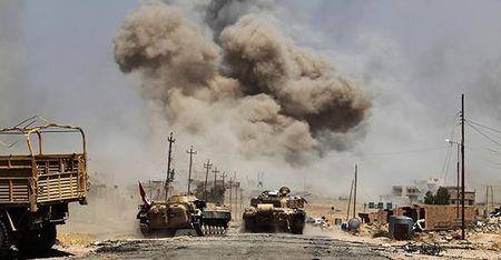 Iraq tuyen bo da gianh lai duoc 90% khu vuc bi IS chiem dong - Anh 1
