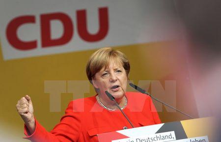 Thu tuong Duc Merkel bac bo canh bao du lich cua Tho Nhi Ky - Anh 1