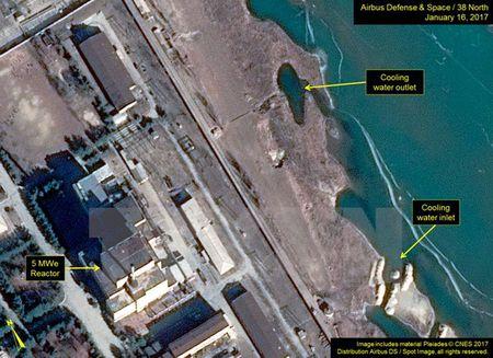 IAEA: Lo phan ung hat nhan cua Trieu Tien co the dang hoat dong - Anh 1