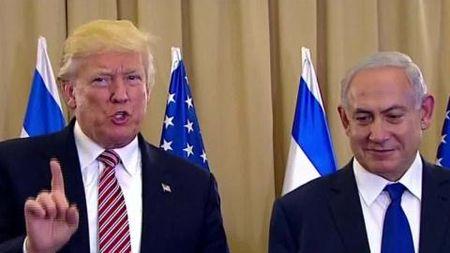 Thu tuong Israel tham My ban ve Iran-Syria? - Anh 1