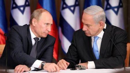 Thu tuong Israel tham My ban ve Iran-Syria? - Anh 2