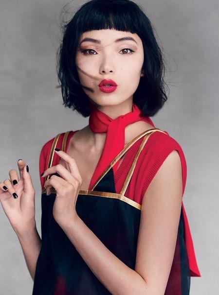 Dan chan dai Trung Quoc dien Victoria's Secret 2017 goi cam co nao? - Anh 16