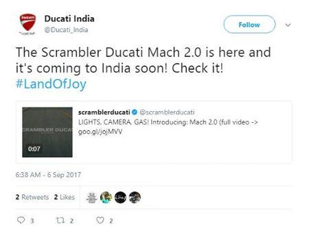 2018 Ducati Scrambler Mach 2.0 chat lu, gia 305 trieu dong - Anh 2