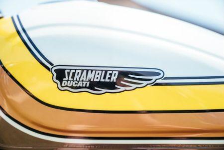 2018 Ducati Scrambler Mach 2.0 chat lu, gia 305 trieu dong - Anh 7