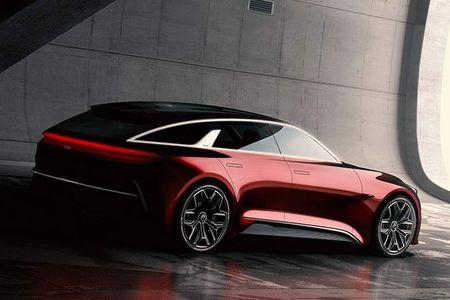 Kia sap tung concept xe the thao Proceed tuyet dep - Anh 3