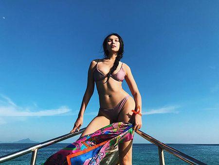 Diep Lam Anh, A hau Huyen My lot top my nhan 'ho bao' nhat tuan - Anh 1