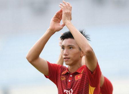 Dau U18 Indonesia, U18 Viet Nam nhan vien binh 'khung' - Anh 1