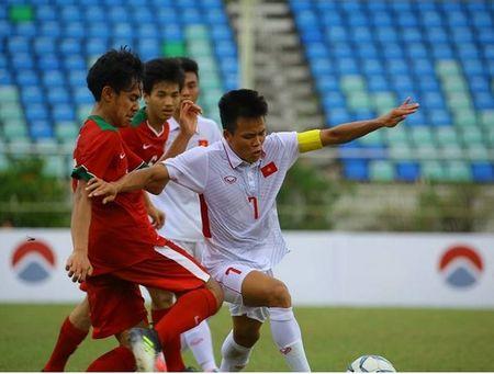 Clip U18 Viet Nam khien 'Messi Indo' va dong doi 'tat dien' - Anh 1