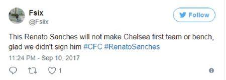 CDV Chelsea 'mung hum' vi... Renato Sanches - Anh 4