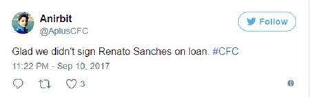CDV Chelsea 'mung hum' vi... Renato Sanches - Anh 8