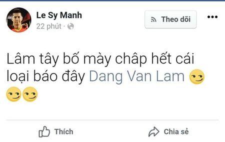 Bi sa thai, Sy Manh 'ho bao' thach thuc truyen thong lan Van Lam? - Anh 1