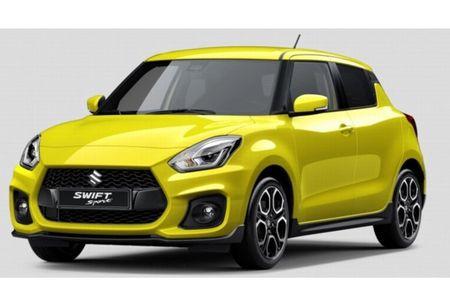 Suzuki Swift 2018 'chot gia' 379 trieu truoc ngay ra mat - Anh 3