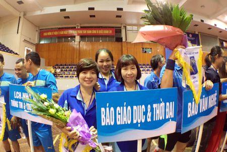 Ket thuc Giai bong ban cup Hoi Nha bao Viet Nam lan thu XI - nam 2017 - Anh 6
