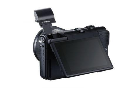 Canon EOS M100 nhieu tinh nang moi, gia chi hon 13 trieu dong - Anh 11