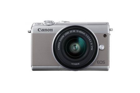 Canon EOS M100 nhieu tinh nang moi, gia chi hon 13 trieu dong - Anh 2