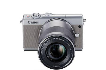 Canon EOS M100 nhieu tinh nang moi, gia chi hon 13 trieu dong - Anh 3