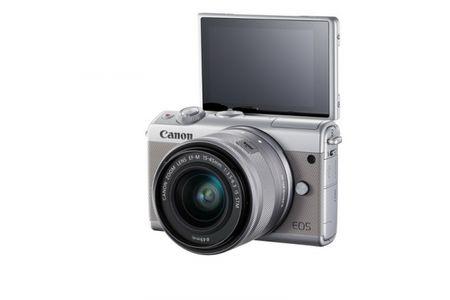 Canon EOS M100 nhieu tinh nang moi, gia chi hon 13 trieu dong - Anh 4