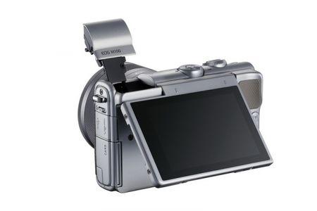 Canon EOS M100 nhieu tinh nang moi, gia chi hon 13 trieu dong - Anh 5