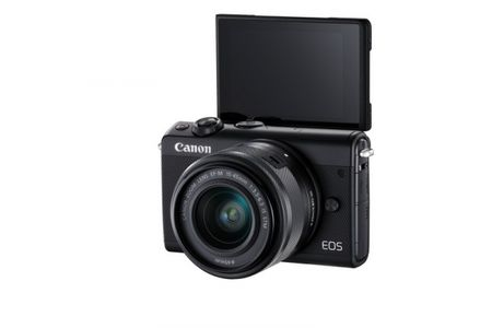 Canon EOS M100 nhieu tinh nang moi, gia chi hon 13 trieu dong - Anh 8