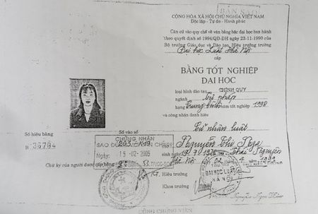 Tham phan TAND thanh pho Thai Nguyen dung bang gia - Anh 1