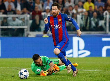 Barcelona - Juventus: Cho Messi toa sang - Anh 1