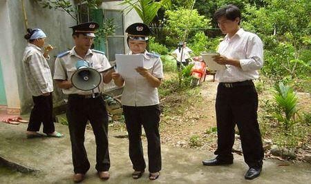 Phu Xuyen, Ha Noi: Thi hanh an dan su lam tot cong tac giao duc, thuyet phuc - Anh 1